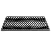 Hamat Hamat Allegro ring mat 40 x 70 cm Black