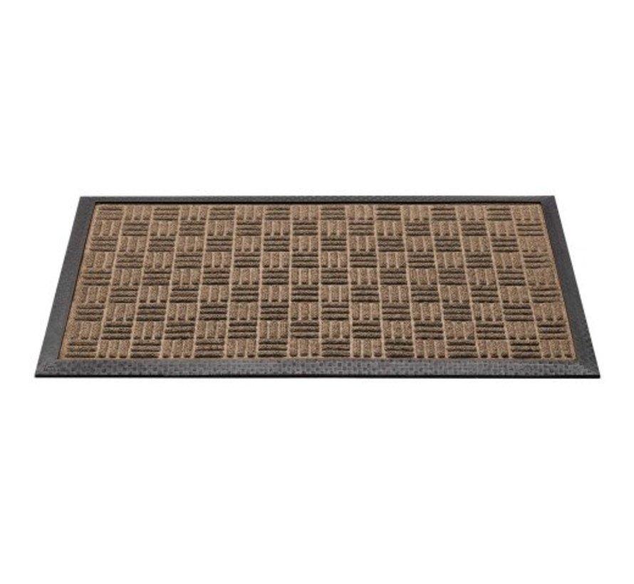 Hamat Supreme Fußmatte 45 x 75 cm Beige
