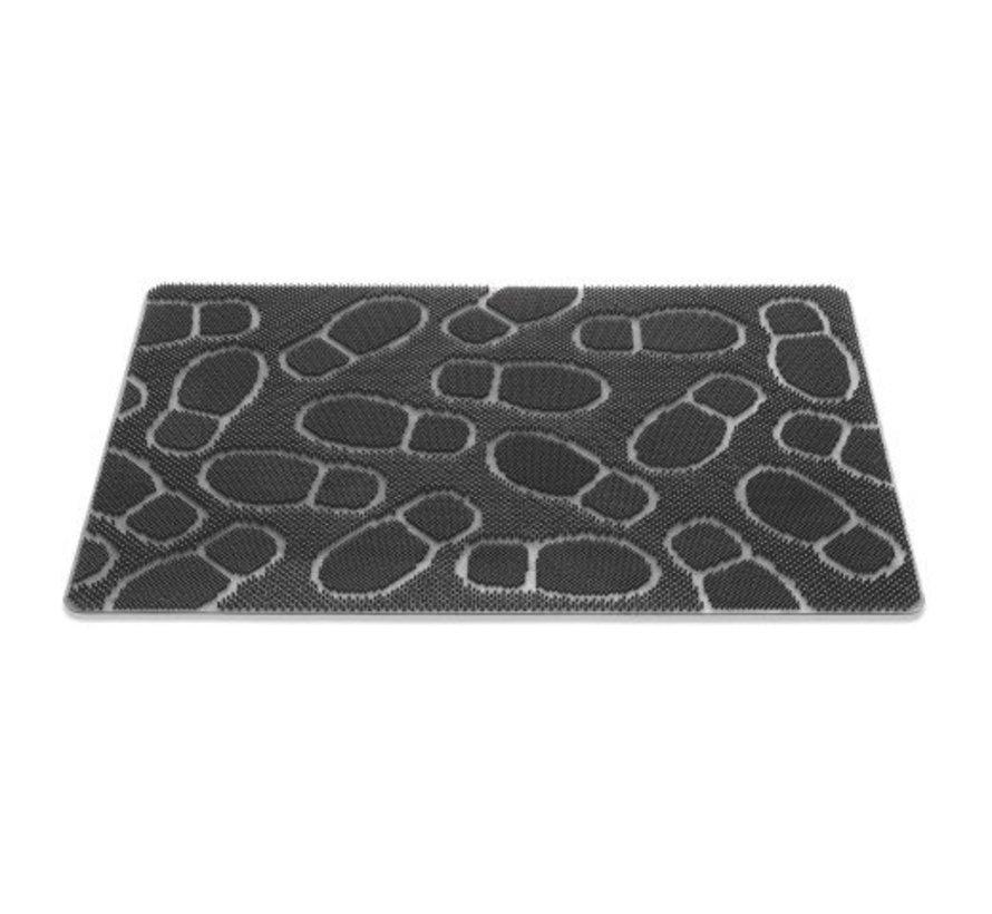 Hamat Stepmat Fußmatte 40 x 60 cm Anthrazit