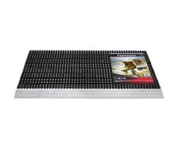 Hamat Hamat Fantastische Fußmatte 38 x 59 cm Schwarz