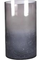 Gusta Sfeerlicht Glas Cracklé - Hoogte 25 cm
