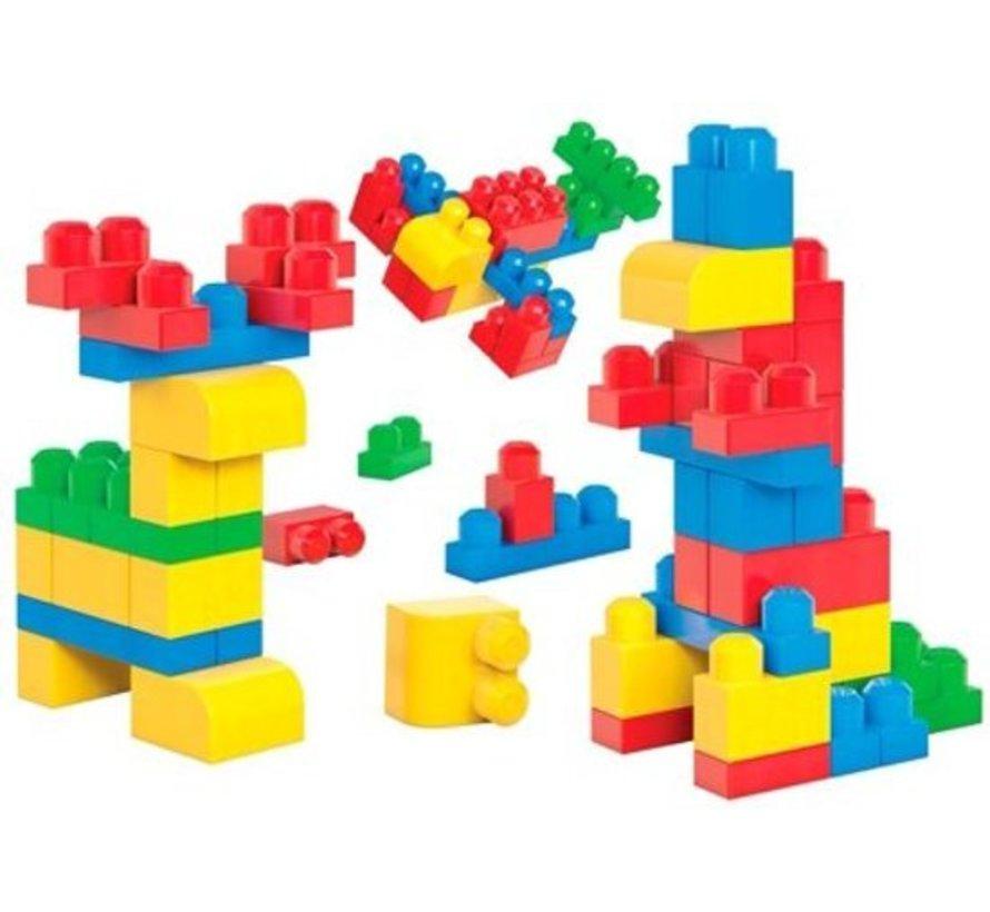 Mega Bloks - First Builders - 40 Stuks