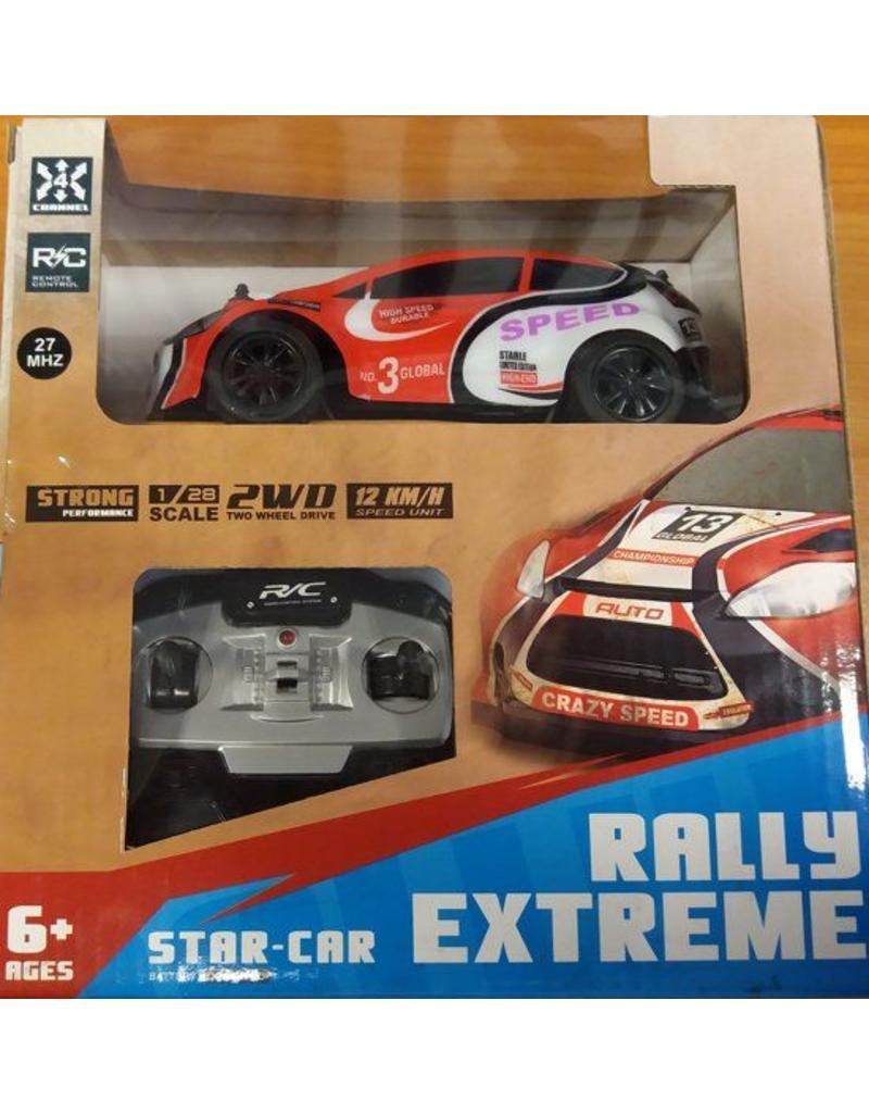 Bestuurbare race auto