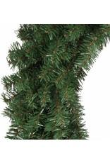 Dakota Kerstkrans 60 cm zonder LED