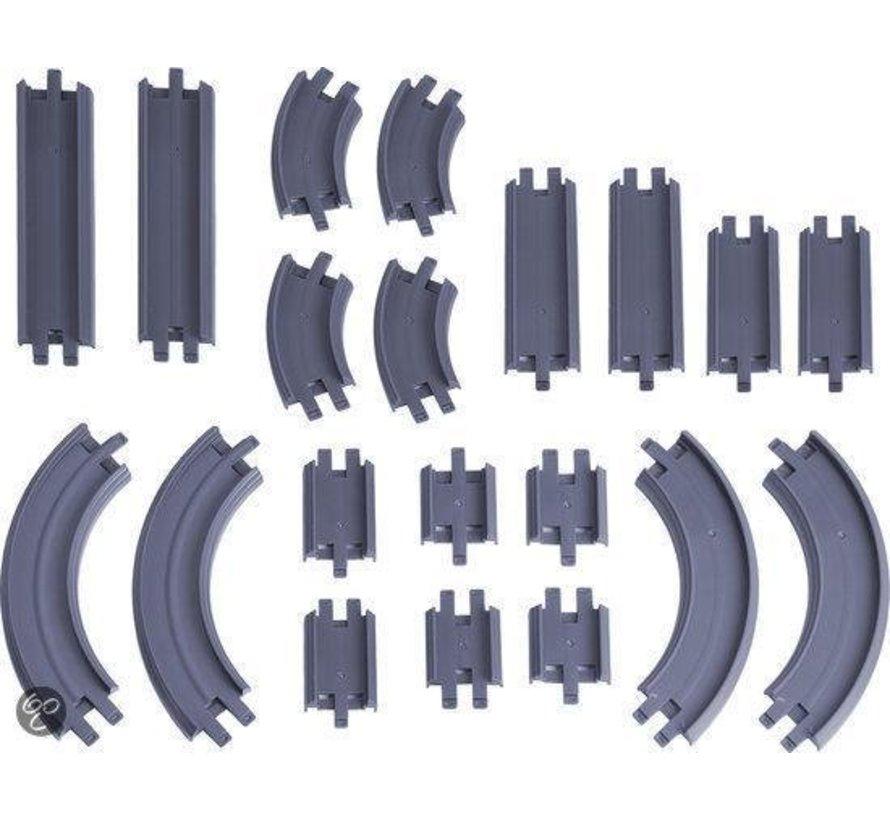 Chuggington Die-Cast Expansion Pack Straight rails and curves