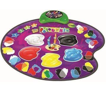 Play & Learn Playmat Colour Mix