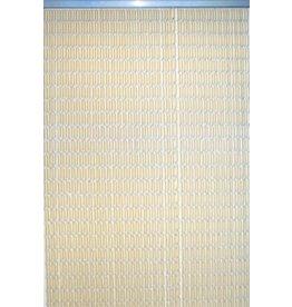 PVC Deurgordijn / Vliegengordijn Beige 90x220cm