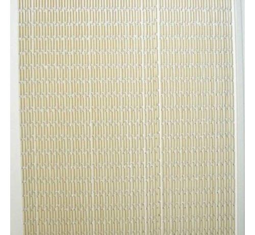 Lesli Pvc Vliegengordijn / Deurgordijn Beige 100 x 220 cm