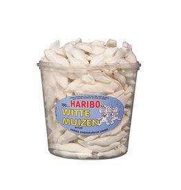 Haribo 150 stuks HARIBO Witte muizen