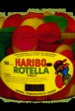 Haribo 150 stuks HARIBO Rotella Fruit - Voorraademmer voor thuis, kantoor of onderweg