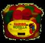 150 stuks HARIBO Rotella Fruit - Voorraademmer voor thuis, kantoor of onderweg