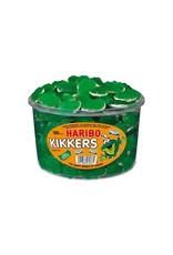 Haribo 150 stuks HARIBO Kikkers - Voorraademmer voor thuis, kantoor of onderweg