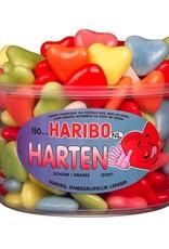 Haribo 150 stuks HARIBO Harten - Voorraademmer voor thuis, kantoor of onderweg