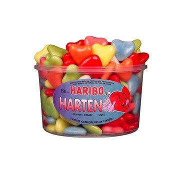 Haribo 150 stuks HARIBO Harten