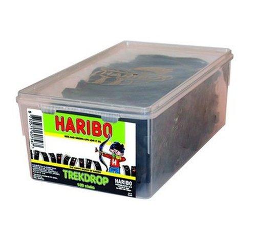 Haribo 150 stuks HARIBO Trekdrop - Voorraaddoos voor thuis, kantoor of onderweg