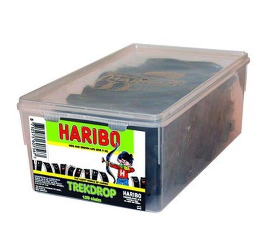 150 stuks HARIBO Trekdrop - Voorraaddoos voor thuis, kantoor of onderweg