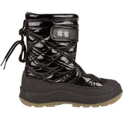 Wintergrip Winter-Grip Quilt - Snow Boots - Girls - Black - Size 28