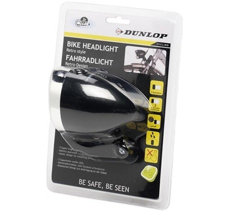 Dunlop Retro Black Light Led