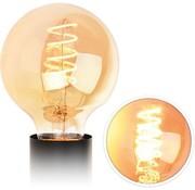 LED lamp dimbaar - 95mm bolvormig - 4 watt / 300 lumen