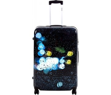 Decent Swing Spinner Suitcase 95 Liters | Height 78 cm | with Tsa Lock
