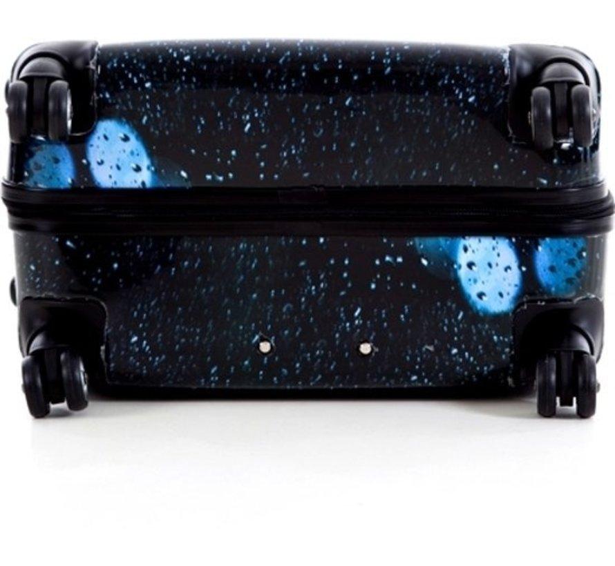 Decent Schaukel Spinner Koffer 95 Liter | Höhe 78 cm | mit TSA-Schloss