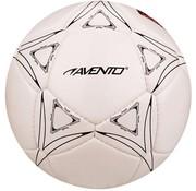 Avento Voetbal - Blazing Star - Wit/Zwart/Rood - 5