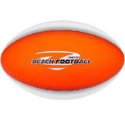 Avento Avento Strand Fußball - Soft Touch - Landungs - Fluorescent Orange / Weiß / Blau