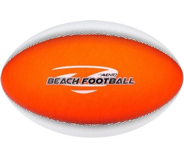Avento Strand Football - Soft Touch - Touchdown - Fluororanje/Wit/Blauw