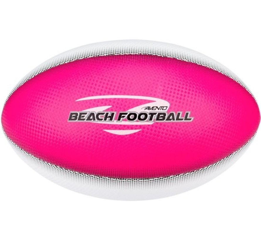 Avento Beach Football - Soft Touch - Touch Down - Pink / White / Gray