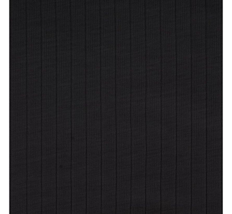 Avento Thermo Polo Shirt - Junior - Black - 128