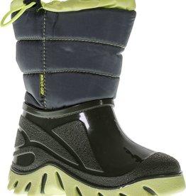 Wintergrip Snowboots - Maat 22-23 - Unisex - grijs/groen