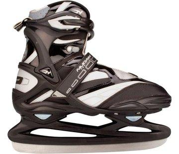 Nijdam Nijdam 3382 Pro Line Hockey-Skate - Skating - Unisex - Erwachsene - Silber - Größe 41