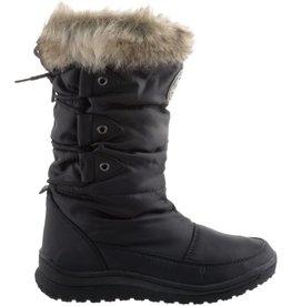 Winter-grip Bont - Snowboots - Vrouwen - Zwart - Maat 36