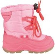 Winter-grip Snowboots Junior Roze Maat 24