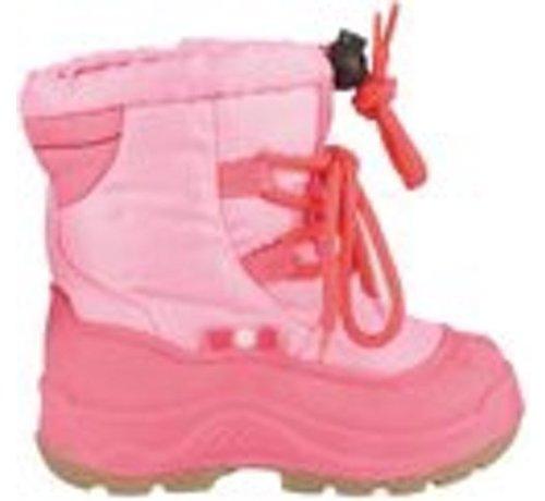 Winter-Grip Snowboots Junior Roze Maat 24