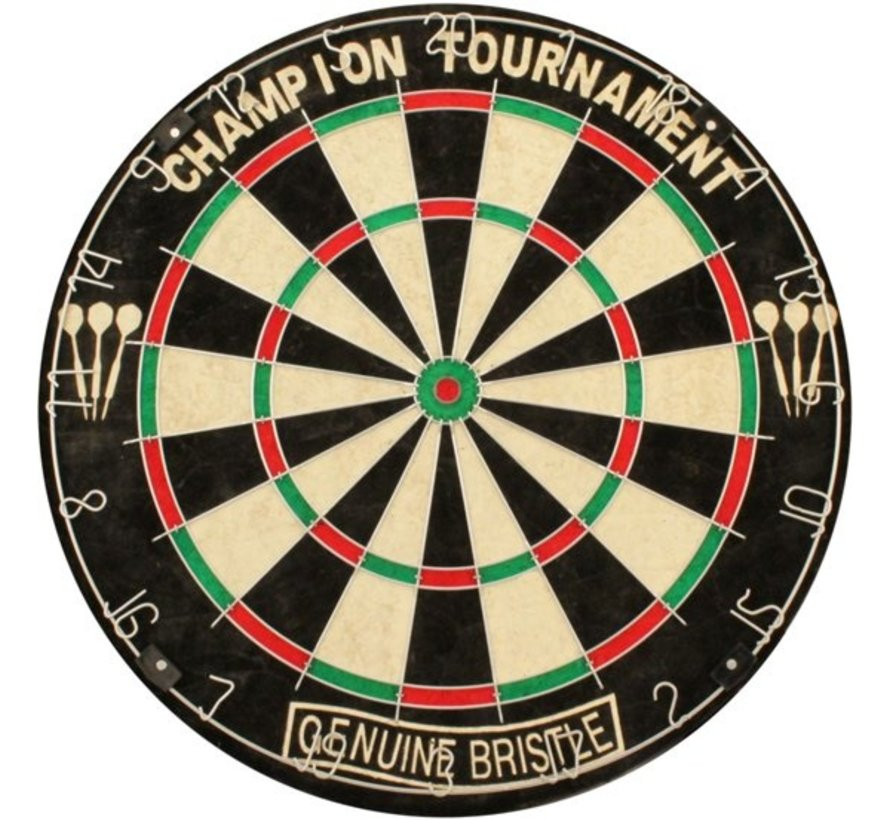 Abbey Darts Champion Tournament - Dartbord