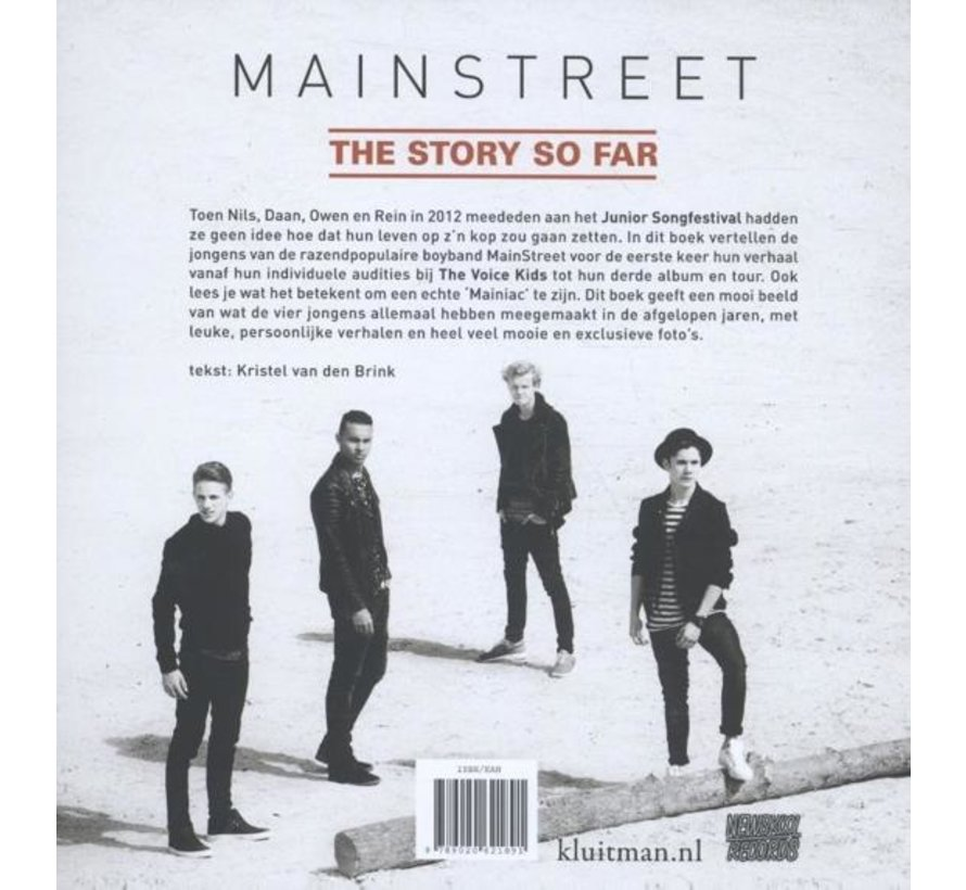 Main Street The Story So Far