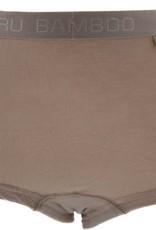 Beige Boxershort voor Dames - Boru Bamboe - maat S