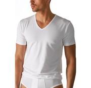 Bamboo Boru | T-Shirt V-Hals | Wit | Maat  x xxl