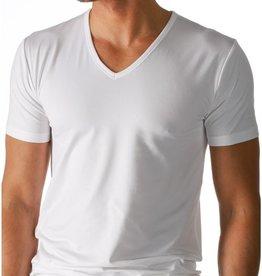 Bamboo Boru | T-Shirt V-Hals | Wit | Maat XXXL