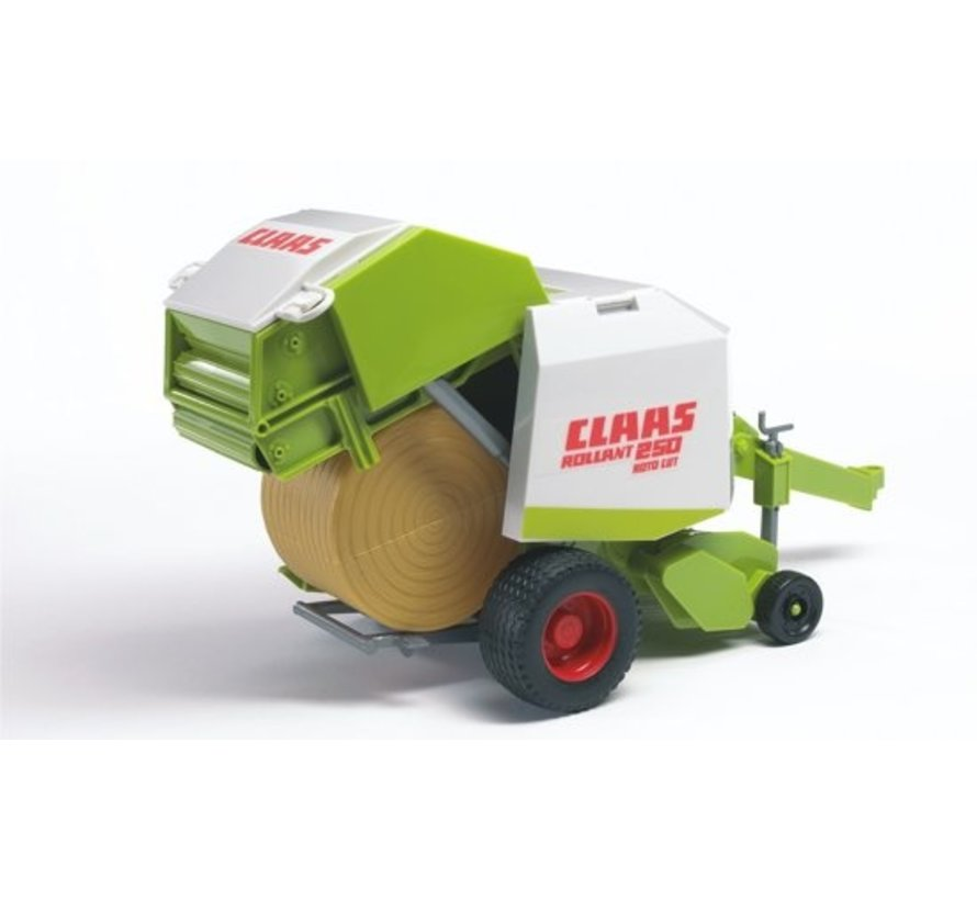 BRUDER 02121 - Claas Rollant 250 Straw Press - Trailer