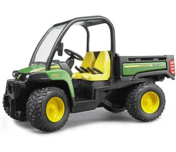 Brüder Bruder 02491 - John Deere Gator  x uv 855D Bedrijfsvoertuig - Auto