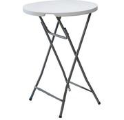 Foldable Statafel Reception Table 80 x 110 cm Partytafel- High Table