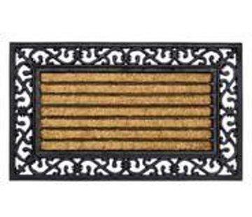 Hamat Fußmatte Hamat Pinsel Rechteck 45 x 75 cm
