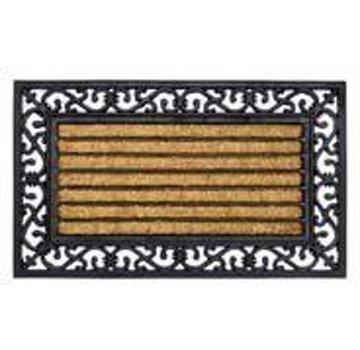 Hamat Hamat Deurmat Brush Rectangle 45 x 75 cm