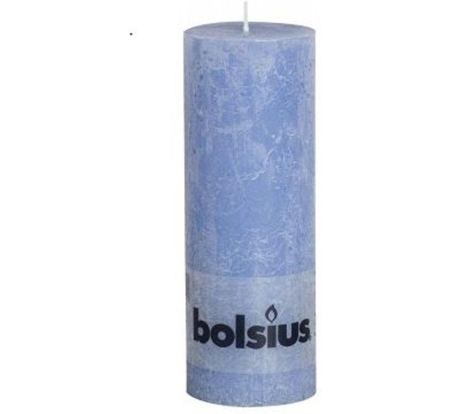 Rustiek Stompkaars 190/68 Jeans Blauw