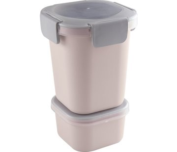 Sunware Sunware Sigma Home - Food To Go Lunch Cup - Pink