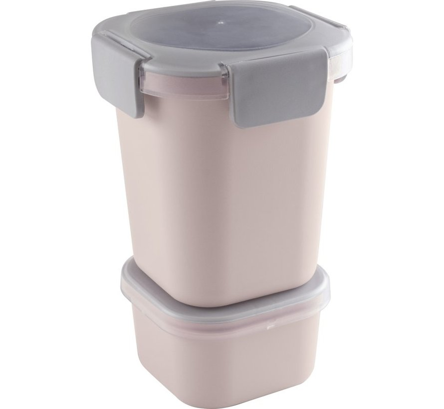 Sunware Sigma Home - Food To Go Lunchbeker - Roze