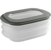 Sunware Sunware Sigma Home Vleeswarendoos - 3 Niveau'S/Schaaltjes - Donkergroen