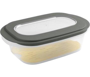 Sunware Sunware Sigma Startseite Käse Box - Anti-Kondensatwanne - Dark